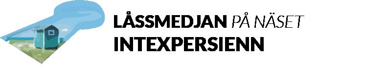Låssmedjan på Näset – Intex Persienn Logo